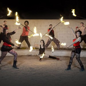Can't Stop Fire Crew - Fire Performer in Las Vegas, Nevada