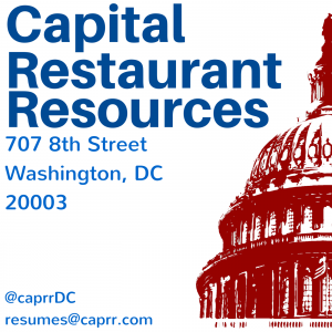 Capital Restaurant Resources - Waitstaff in Washington, District Of Columbia