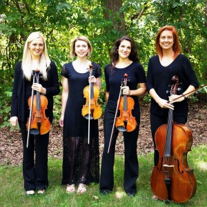 Caprice String Quartet - String Quartet / Classical Ensemble in Milwaukee, Wisconsin