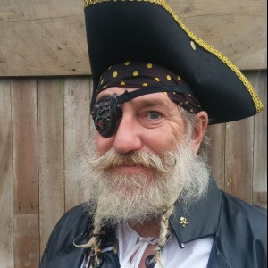 Capt KID Pirate Birthday Parties - Children's Party Magician in Des Moines, Iowa