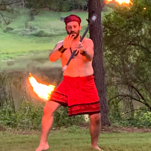 Capt Scurvy's Carnival of Senseless Debauchery - Fire Performer in Garner, North Carolina
