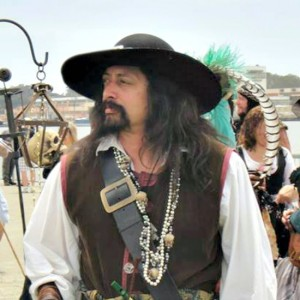 Captain Angus - Pirate Entertainment in Sacramento, California