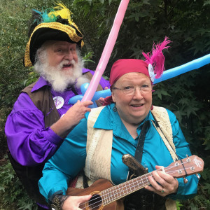 Captain Bell & First Mate Carolina - Children's Party Entertainment / Children's Music in Raleigh, North Carolina