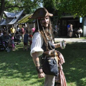 Captain Jack Deppstreet - Actor in Springfield, Ohio