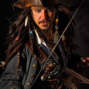 Captain Jack in CO - Pirate Entertainment / Look-Alike in Littleton, Colorado