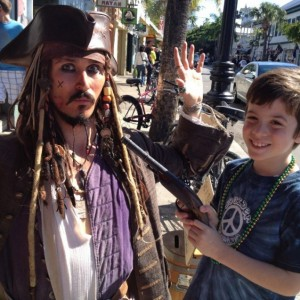 Captain Jack - Pirate Entertainment in Durham, North Carolina