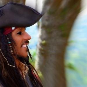 Captain Jack / O C Party Pirate - Storyteller / Halloween Party Entertainment in Newport Beach, California