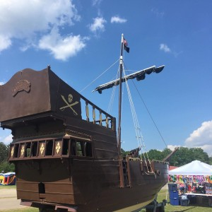 Pirates of Promised Treasure - Educational Entertainment in Bear Creek, North Carolina