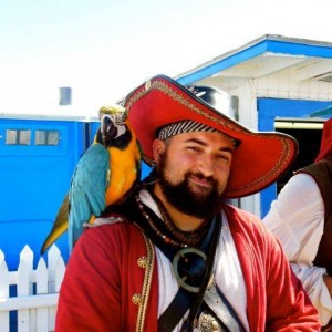 Captain Jay Tucci - Children's Party Entertainment / Pirate Entertainment in Cape Neddick, Maine