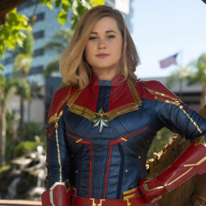 Captain Marvel Parties - Children's Party Entertainment / Actress in Burbank, California