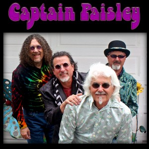 Captain Paisley - Classic Rock Band in Santa Rosa, California