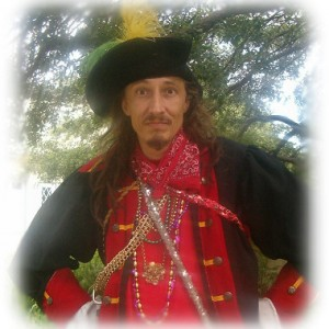 Captain Red - Children's Party Entertainment in New Smyrna Beach, Florida