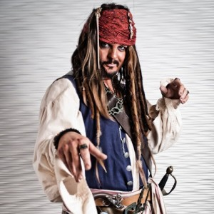 Captain Sparrow Events - Pirate Entertainment / Wedding Officiant in Rocky Mount, North Carolina