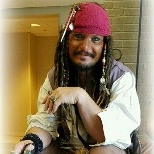 CaptainJeffsShindigs - Impersonator / Look-Alike in Enoree, South Carolina