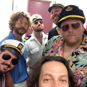 Captain's Quarters - Tribute Band in San Clemente, California