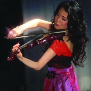 CARA-C Electric Pop Violinist - Violinist / Asian Entertainment in Los Angeles, California
