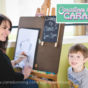 Cara Dunning Art - Caricaturist / Children's Party Entertainment in Nashville, Tennessee
