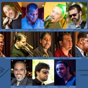 "Carabali ""The Dallas Salsa & Merengue Band"" - Salsa Band / Latin Band in Dallas, Texas"