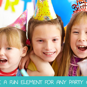 CharactersFun - Children's Party Entertainment / Party Inflatables in Aiken, South Carolina