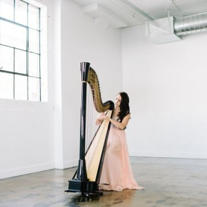 Caralee Child - Harpist / Celtic Music in Salt Lake City, Utah