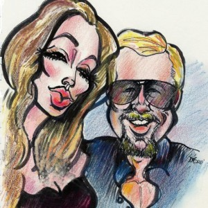 Caricature Artist Dan Freed - Caricaturist in West Chester, Pennsylvania