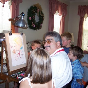 Caricature Concepts - Caricaturist / Wedding Entertainment in Mount Airy, Maryland