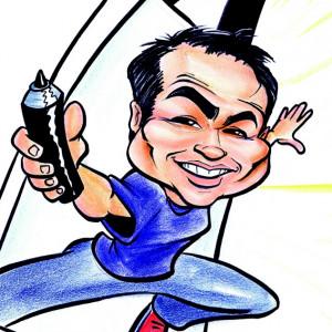 Caricature Dan - Caricaturist in La Habra, California