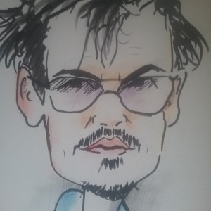Caricature drawings - Airbrush Artist in Madison Heights, Michigan