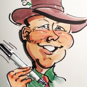 CaricatureFun! - Caricaturist / Wedding Entertainment in Vienna, Virginia