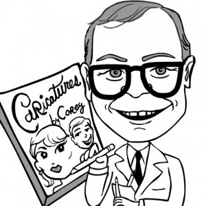 Caricatures by Corey - Caricaturist in Nyack, New York