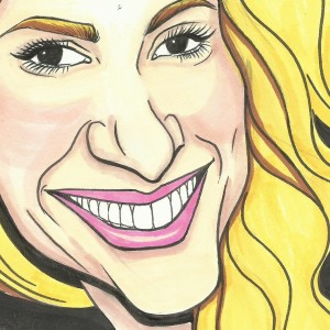 Caricatures by Crossankle - Caricaturist in Des Moines, Iowa