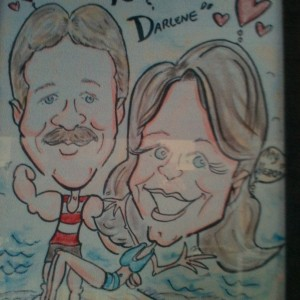 Caricatures by Darlene - Caricaturist / Wedding Entertainment in Fort Wayne, Indiana