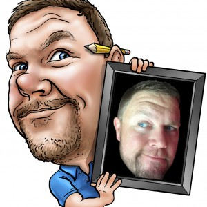 Caricatures by Eric Jones - Caricaturist in Olean, New York
