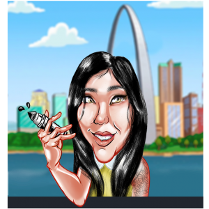 Caricatures by Haram - Caricaturist in St Louis, Missouri