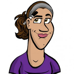 Caricatures by Joey