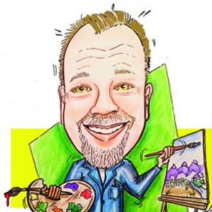 Caricatures by John - Caricaturist in Iowa City, Iowa