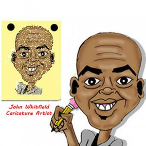 Caricatures By John - Caricaturist in Oklahoma City, Oklahoma