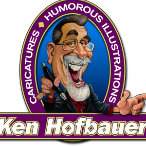 Caricatures by Ken Hofbauer - Caricaturist / College Entertainment in Las Vegas, Nevada