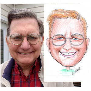 Caricatures by Lonnie