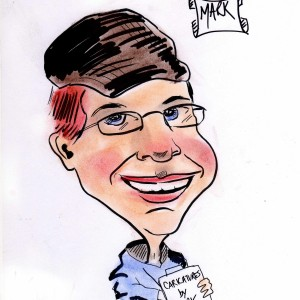 Caricatures by Mark - Caricaturist in Watervliet, New York