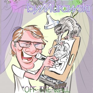Caricatures by Murawski - Caricaturist in Denver, Colorado