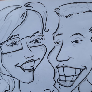 Caricatures by Nathan Payne Art - Caricaturist / Family Entertainment in Huntsville, Alabama