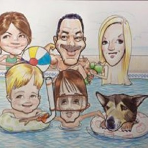 Caricatures by Richard - Caricaturist / Family Entertainment in Gallatin, Tennessee