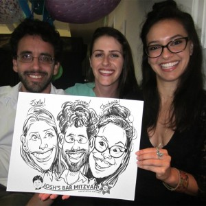 Caricatures! by Sean Platt - Caricaturist in Columbus, Ohio