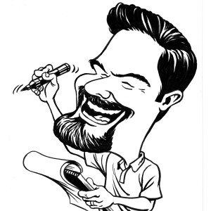 Caricatures by Steve - Caricaturist in Baton Rouge, Louisiana