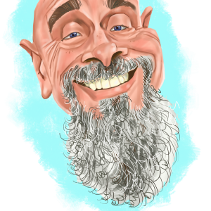 Caricatures By Steve Nyman