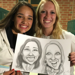 Caricatures by Stevie D - Caricaturist / College Entertainment in Minneapolis, Minnesota