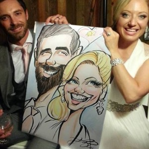 Caricatures by Tony - Caricaturist / Wedding Favors Company in Atlanta, Georgia