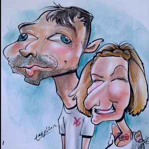 Caricatures by Trey - Caricaturist in Oakland, California