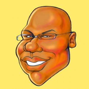Caricatures By Walt Griggs - Caricaturist / Tea Party in Detroit, Michigan